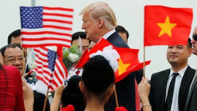 """Corea del Norte asegura que su programa nuclear sólo busca """"destrozar la ambición"""" de EE.UU."""