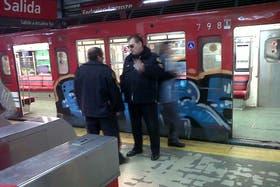 Metrovías confirma que hubo sabotaje en la línea B