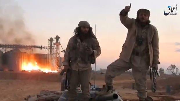 Estado Islámico reconquista Palmira y consigue un triunfo que golpea a Rusia