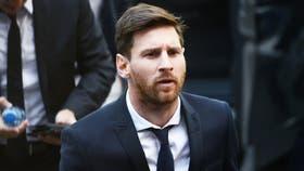 Lionel Messi le ganó un juicio