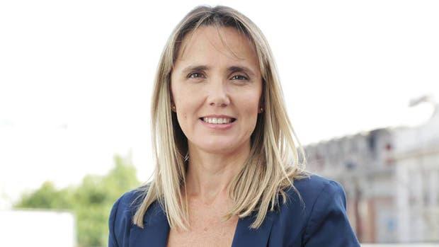 La candidata a senadora bonaerense Gladys González