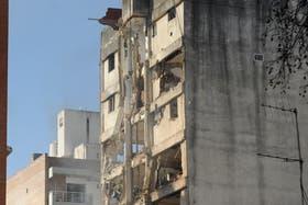 Según los testimonios, uno de los gasistas detenidos huyó cuando vio la magnitud del escape