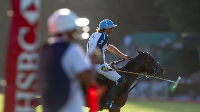 Adolfo Cambiaso, a los 41 años, demostró que sigue siendo el mejor jugador de polo del mundo.
