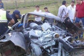 Las víctimas tenían domicilio en la vecina provincia de Santiago del Estero