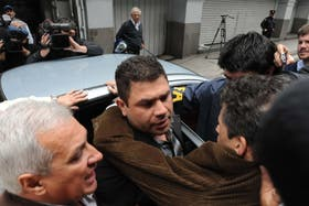 Cristian Favale está acusado de ser el autor de los disparon que mataron a Mariano Ferreyra; se entregó unos días después del crimen