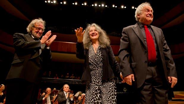 Murió el pianista y compositor argentino Luis Bacalov