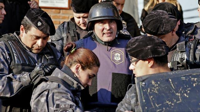 ¿López estaría preso en un gobierno de Scioli?