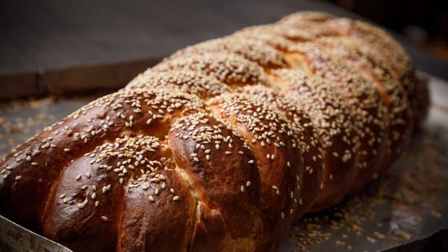 Jalá, el pan trenzado