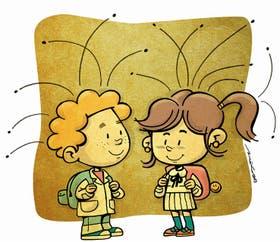 La pediculosis afecta, sobre todo, a niños de entre 4 y 12 años de edad