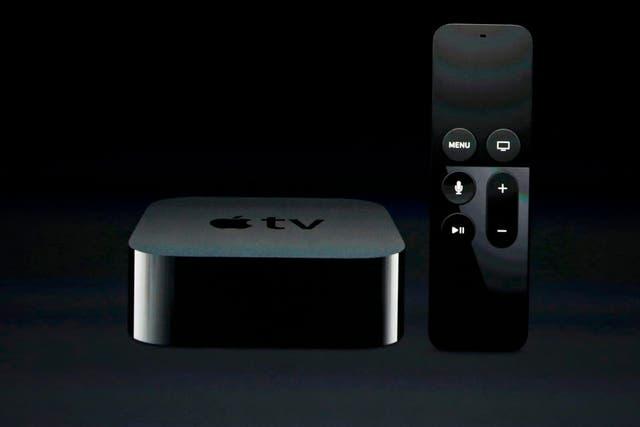 El nuevo Apple TV corre aplicaciones de terceros y suma un nuevo control remoto