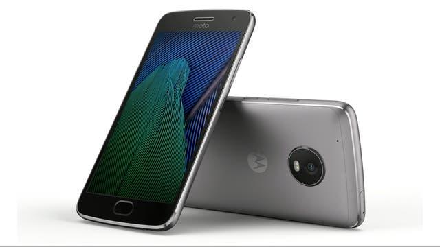 El Moto G5 Plus lleva la pantalla a 5,2 pulgadas y suma una mejor cámara