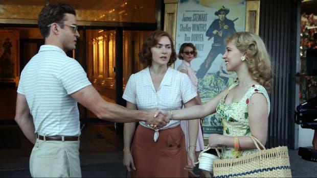 Woody Allen estrena el trailer de su nueva película