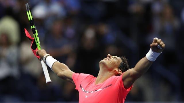 US Open: Nadal superó al ruso Rublev y accedió a las semifinales