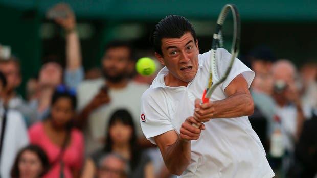 El austríaco Ofner sigue su camino en Wimbledon