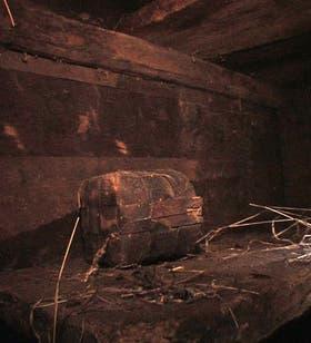 La estructura de madera antigua fue hallada en el monte Ararat, situado al este de Turquía