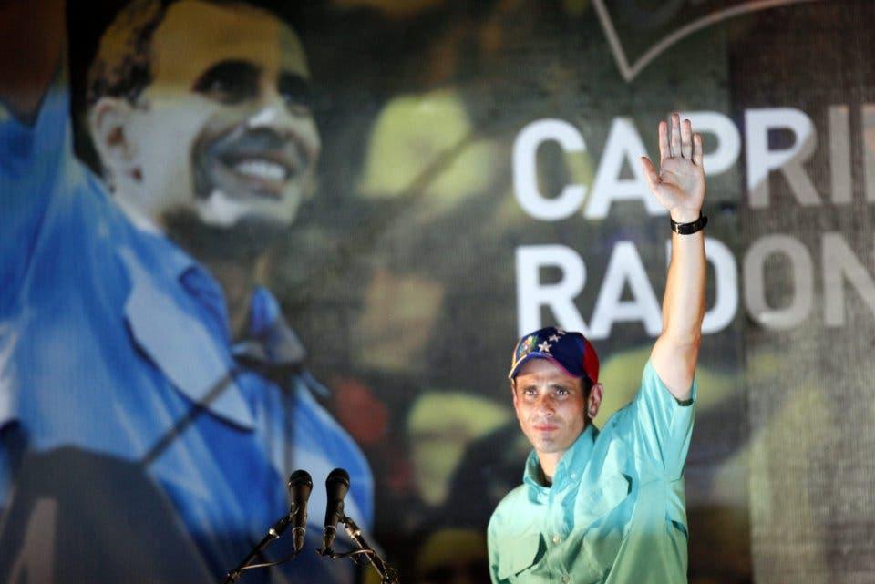 Capriles Radonski, la nueva cara de la oposición en Venezuela