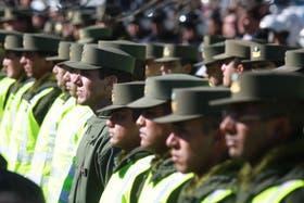 La Presidenta ordenó el martes pasado replegar a los gendarmes que actúan en conflictos por pedido de las provincias