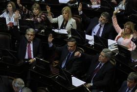 Los senadores insistieron por unanimidad con el proyecto original aprobado en 2011
