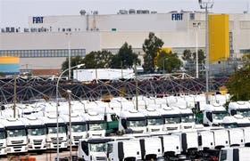 Planta de Iveco en Córdoba, una de las afectadas por la crisis sectorial