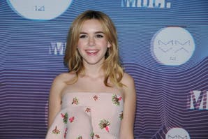 Kiernan Shipka, la it girl de 15 años