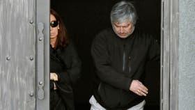 Lázaro Báez sostuvo que no hay un pacto de impunidad con la ex presidenta