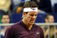 Juan Martín del Potro se bajó de Roland Garros: apunta a la temporada de césped y a la Copa Davis