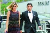 Príncipes de Nueva York: Nacho Figueras y Delfina Blaquier avanzan con estilo por Manhattan