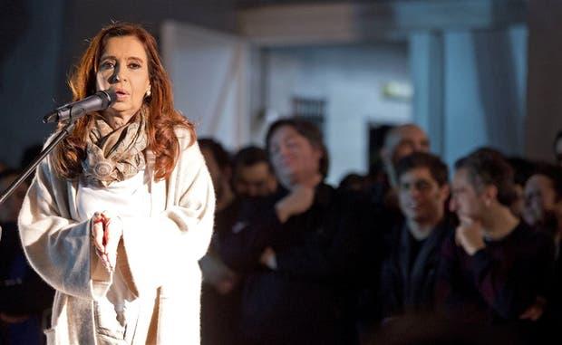 Cristina Elisabet al horno: indagada por corrupta en horas.