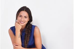 Teffi Ruso, emprendedora y bloguera gastronómica.