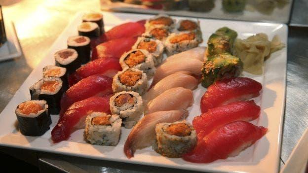 Los amantes del sushi tendrán que pagar más por su plato favorito