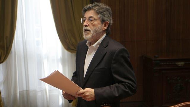Alberto Abad, titular de la AFIP, negó los rumores de su renuncia