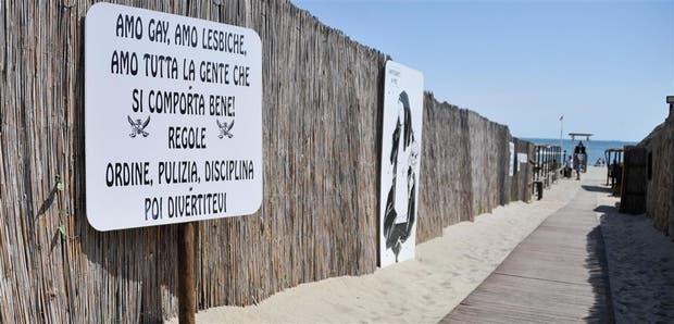 El acceso a la playa, con algunas recomendaciones para las minorías