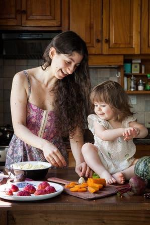 """Natalia Kiako: """"Cocinar es un juego que involucra todos los sentidos"""""""