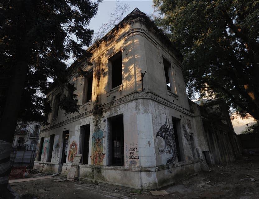 El exterior del antiguo edificio foto: Archivo