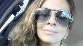 Julieta Silva, la novia de Genaro Fortunato, a quien acusan de haberlo atropellado
