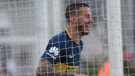 Benedetto lleva convertidos cinco goles en la Superliga