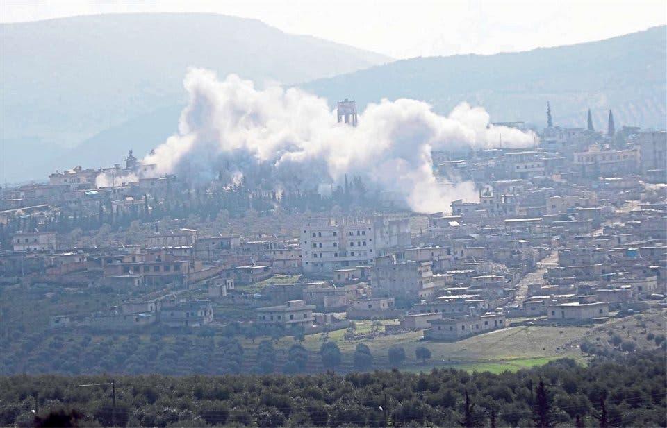 Turquía está de luto por los soldados mártires en Afrin