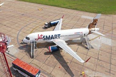 """""""No tenemos pensado sacar aviones del país"""", dicen en Jetsmart"""