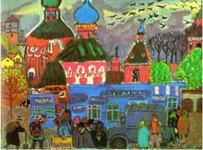 Zagorsk, de Tatyana Mavrina (Lebedeva)