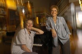 Bárbara Civita y Haydée Francia se dedicarán a Schumann