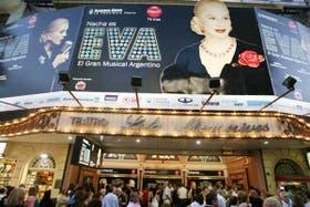 Buenos Aires abarca todos los géneros teatrales