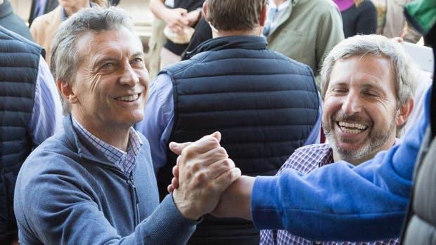 Macri sobre Maldonado: