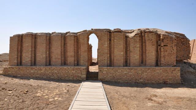 The Ahwar of Southern Iraq: Refuge of Biodiversity and the Relict Landscape of the Mesopotamian Cities. La Unesco estudia incluir en su inventario bienes culturales para proteger.. Foto: Sitio oficial Unesco