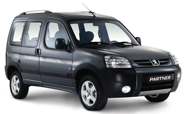 El Peugeot Partner
