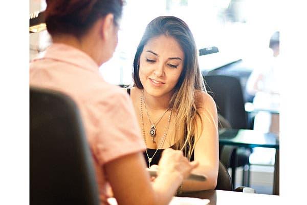 En los spas, la atención es personalizada pero no invasiva. Si te dan ganas, te ponés a charlar. Y si no, lo tomás como un rato de relax personal. Foto: Florencia Cosin