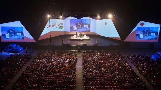 En el congreso CREA Tech hubo más de 4000 personas y en sus pasillos se habló desde tecnología, economía a política