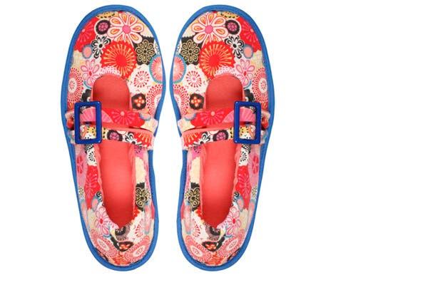 Las Floripondias son re cómodas y lindas. Se venden desde $175. Foto: Gentileza Floripondia