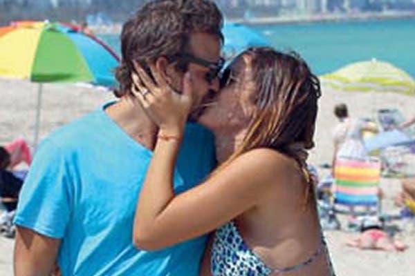 Paula y Peter se fueron unos días para Miami y Cancún a descansar