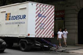 Edesur informó que realizó más de 800 obras sobre las redes de media y baja tensión en los últimos meses