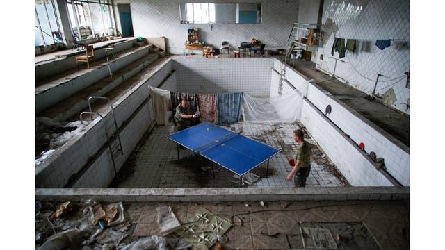 La guerra sin fin en ucrania la nacion for Piscina el guerra